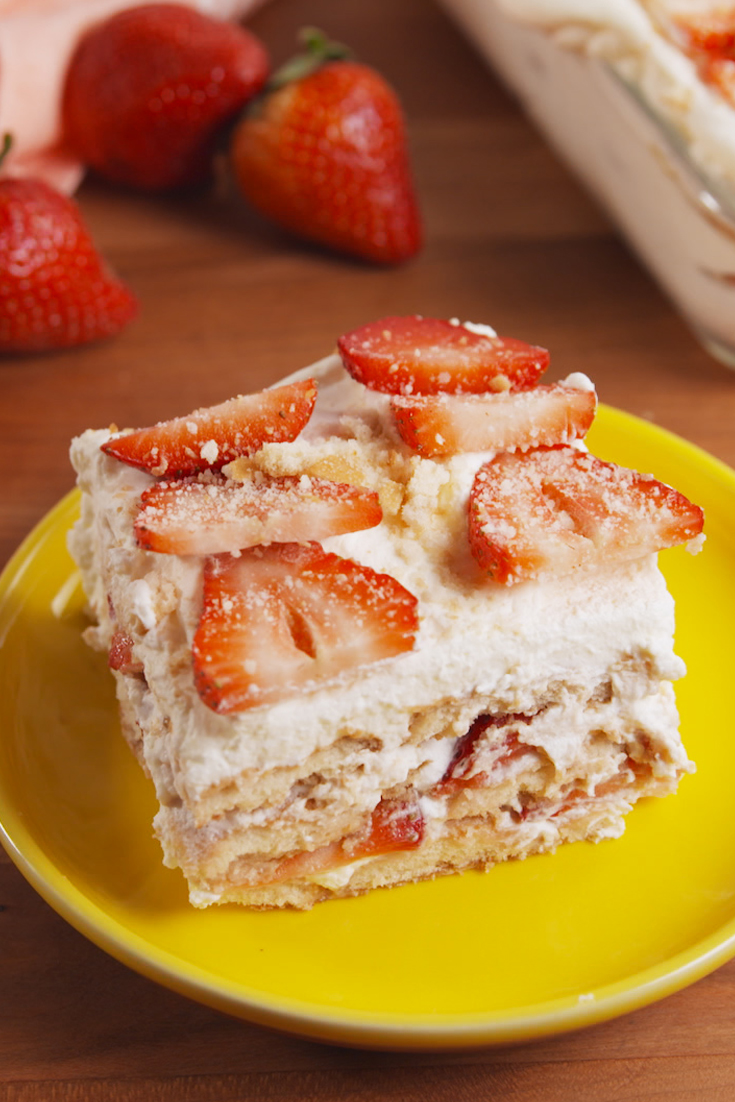 50+ Easy Strawberry Shortcake Recipes