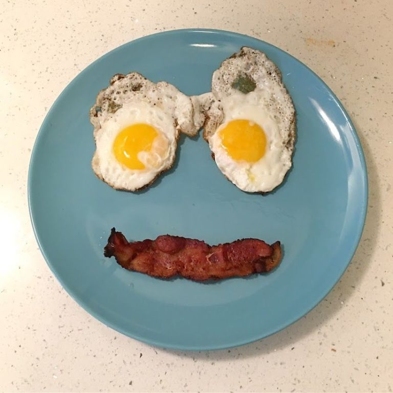 Ramy Zabarah - Eggs and Bacon