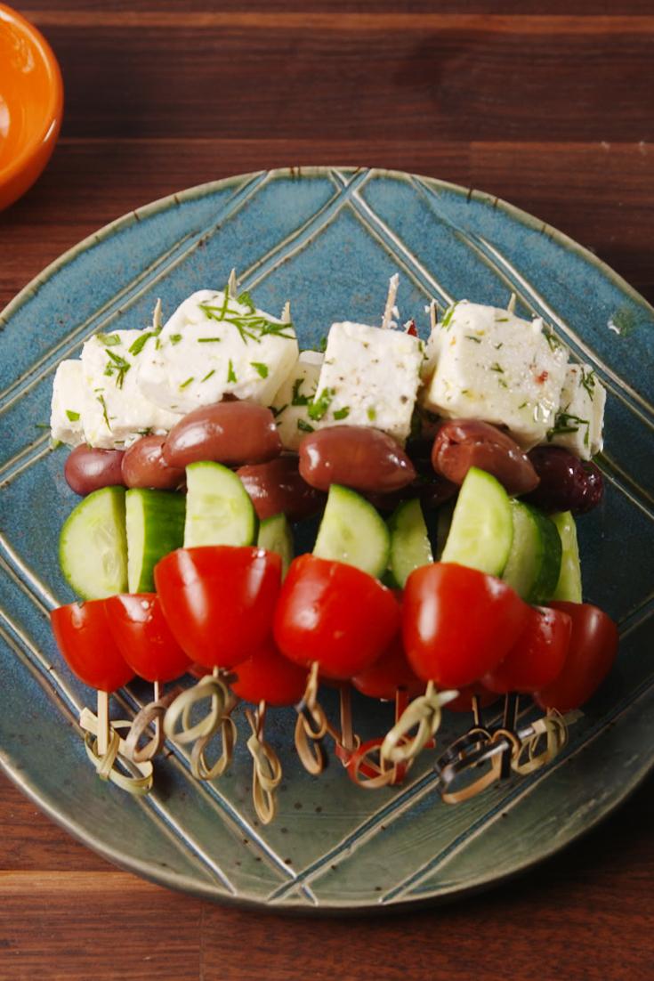 Easy greek finger food recipes