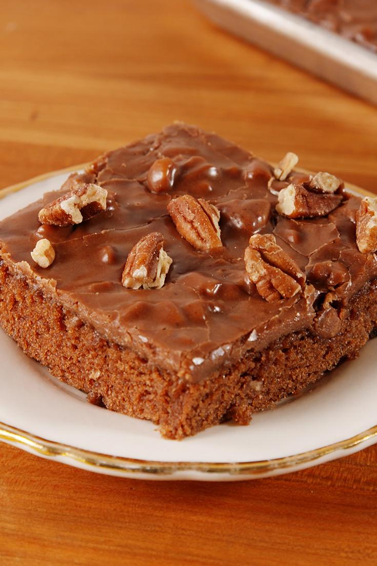 Ree Drummond Best Chocolate Sheet Cake