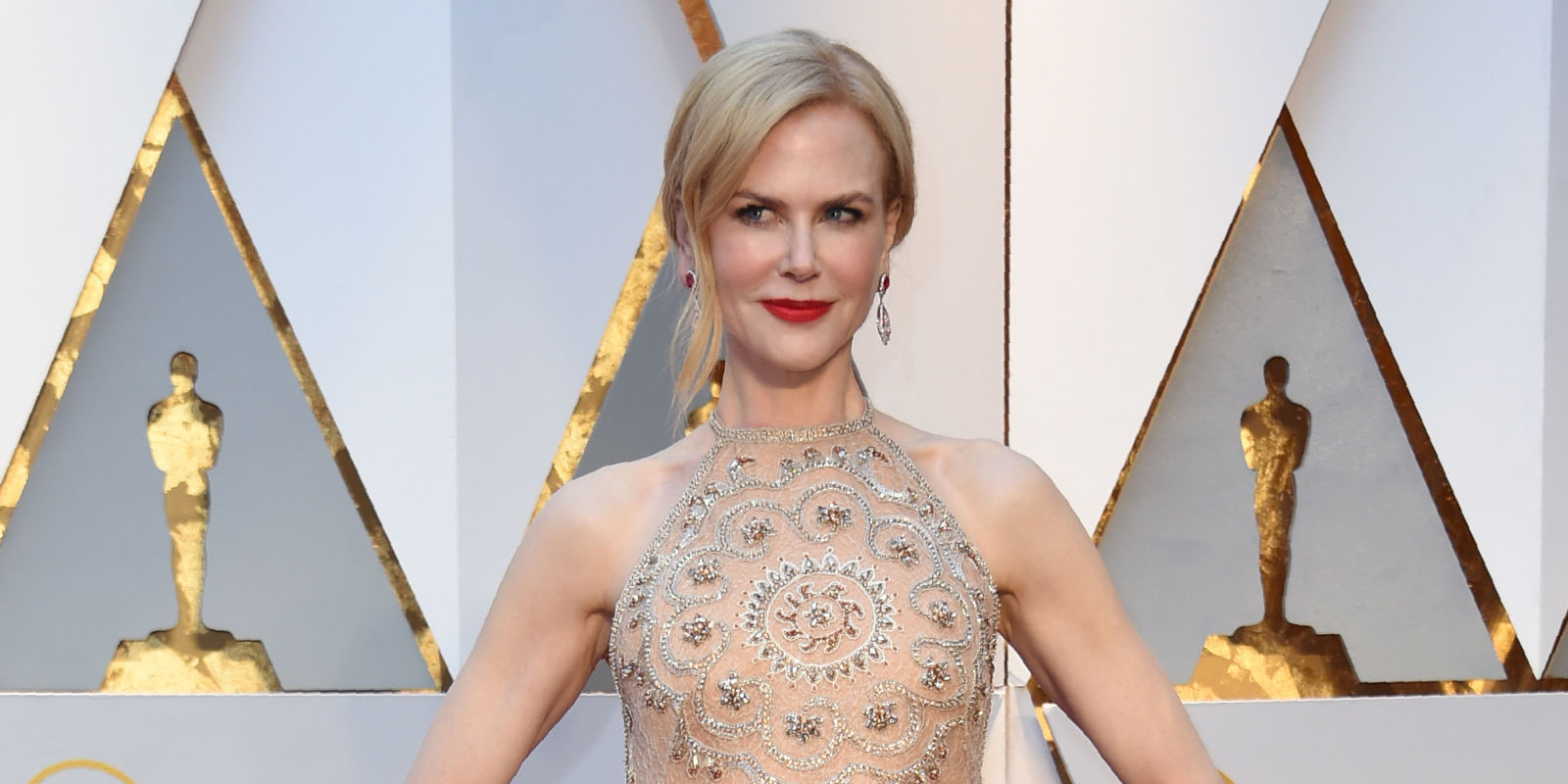 What Nicole Kidman Does to Make 49 Look 35 pictures