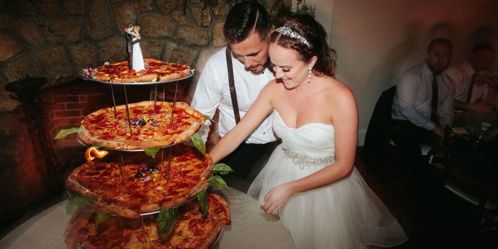 Alternative Wedding Cake Ideas For People Who Hate Cake