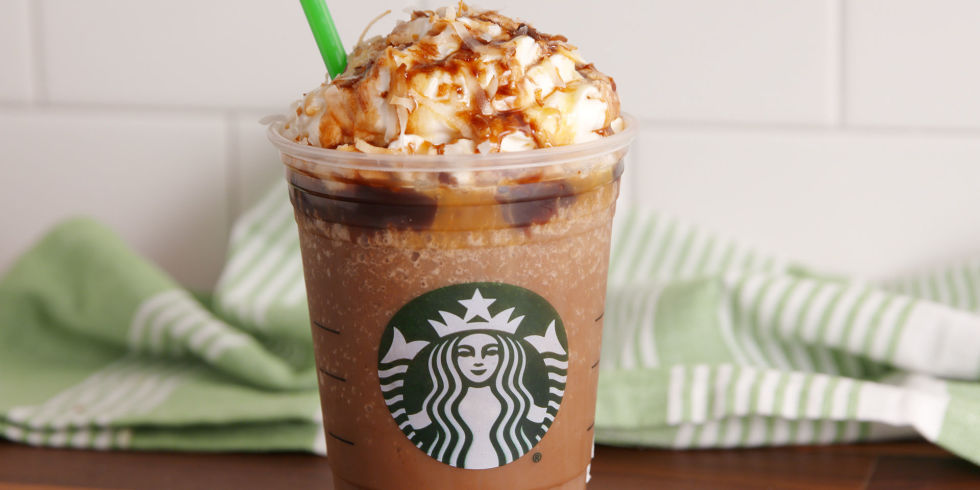Image result for frappuccinos starbucks