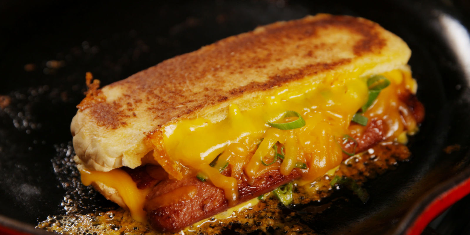 Grilled Cheese Hot Dog Video