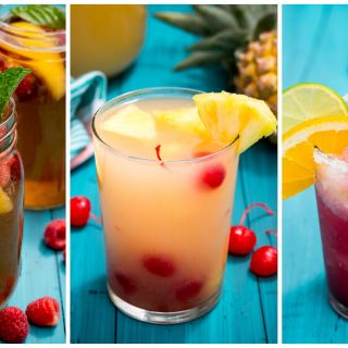 These crazy combos will get the party started.