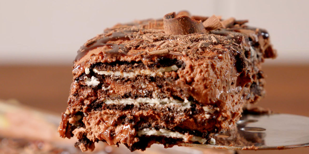 Best Death By Chocolate Lasagna Recipe - How to Make Death By ...