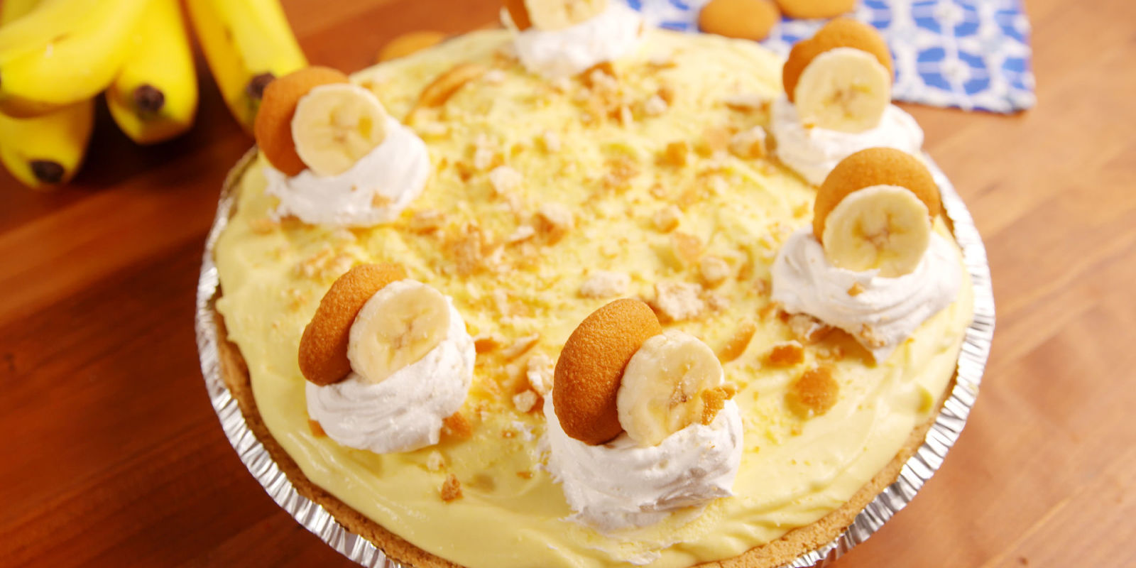 Best Banana Pudding Cheesecake Recipe - How to Make Banana ...