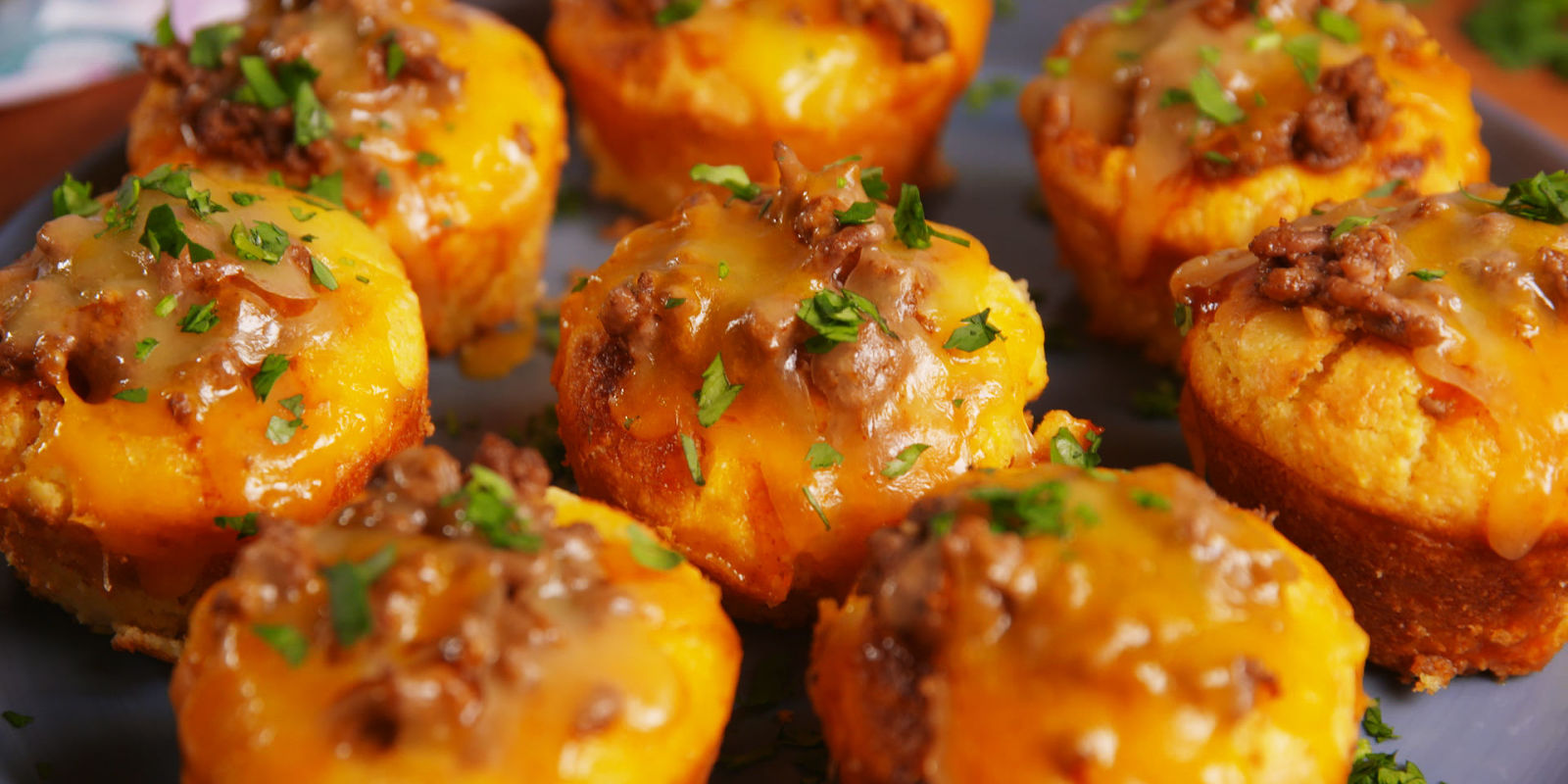 Best Mini Tamale Pies Recipe - How to Make Mini Tamale Pies