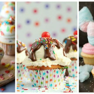 Most fun cupcakes ever!