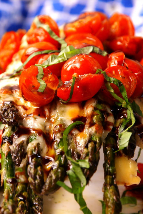 Everything's better caprese'd! Get the recipe from Delish.