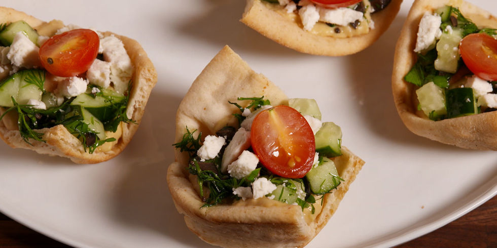 Appetizer recipes easy healthy