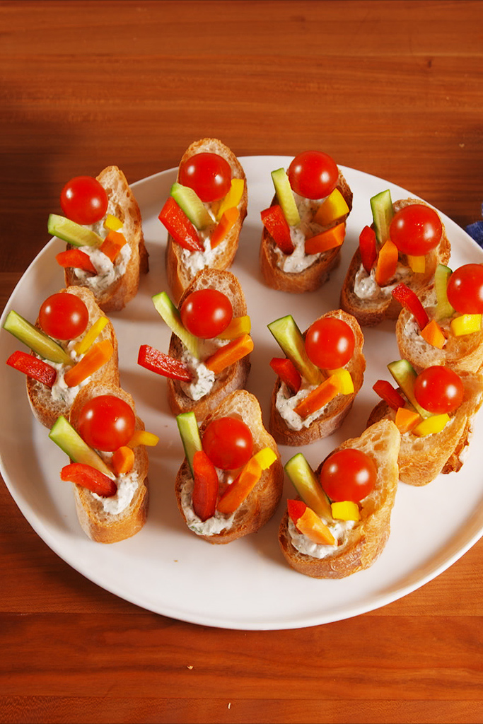 20+ Best Spring Party Appetizers