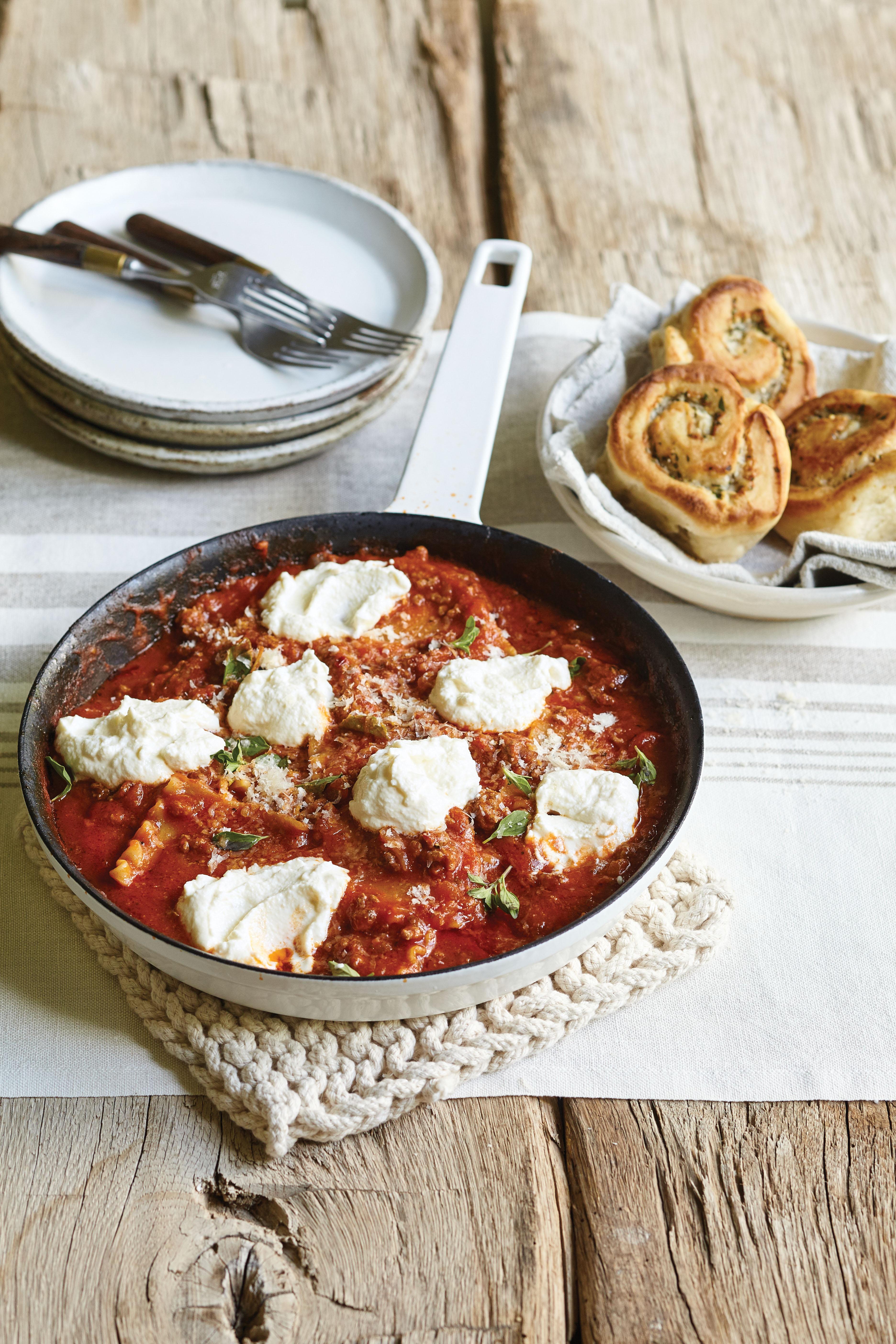 60+ Easy Pasta Recipes-Pasta Dinner Ideas—Delish.com