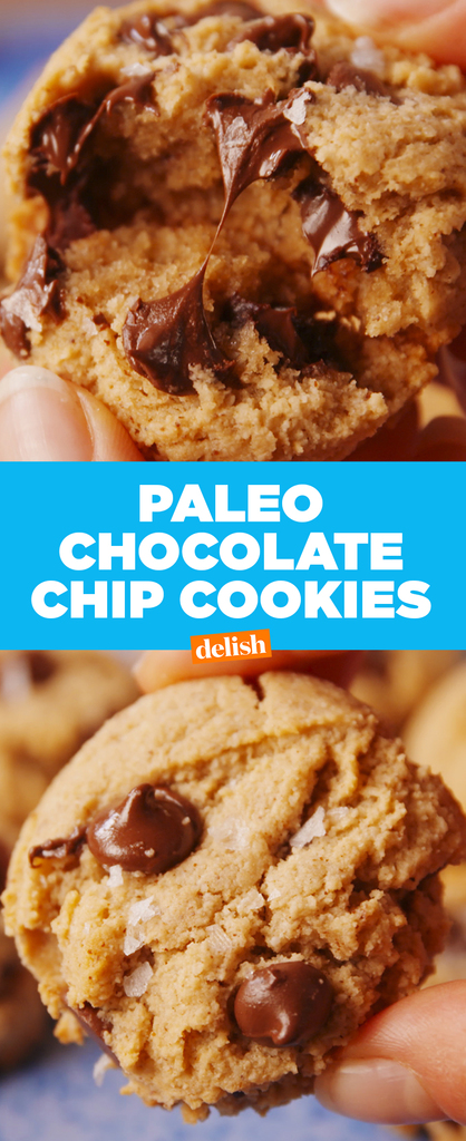 Best Paleo Chocolate Chip Cookies Recipe How To Make