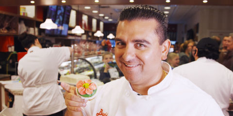 Cupcake Secrets From The Cake Boss