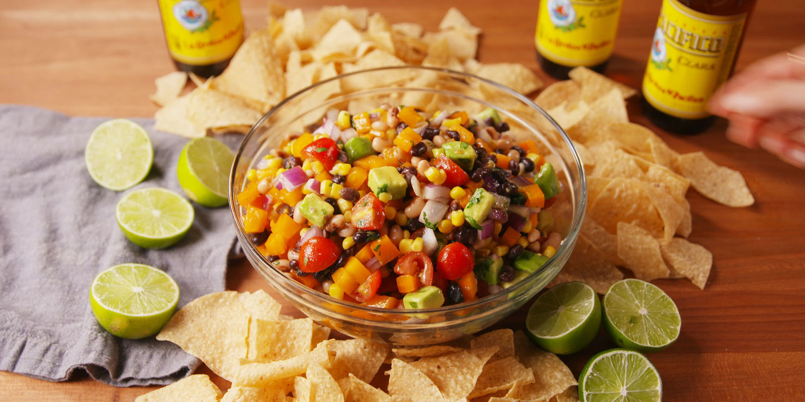 Best cowboy caviar recipe how to make cowboy caviar for How to prepare caviar