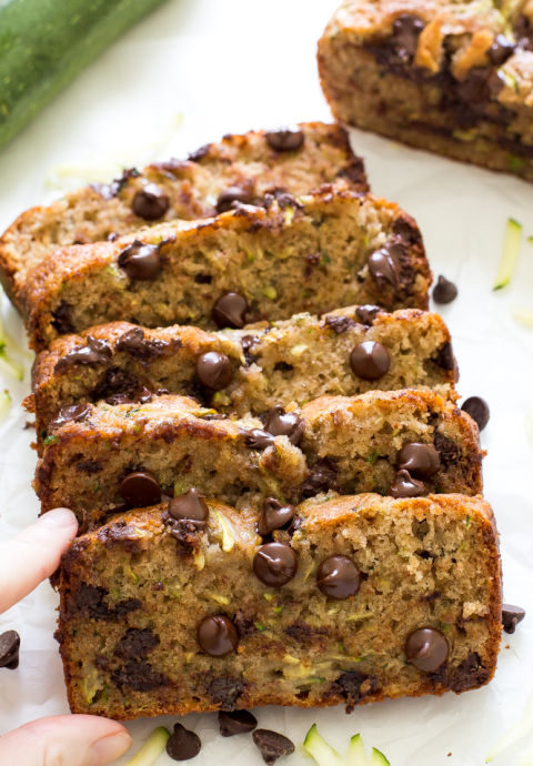 10 Easy Healthy Zucchini Bread Recipes - How to Make the ...