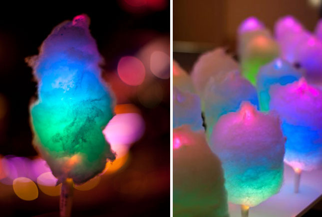 Disneys Light Up Cotton Candy Is Becoming An Instagram