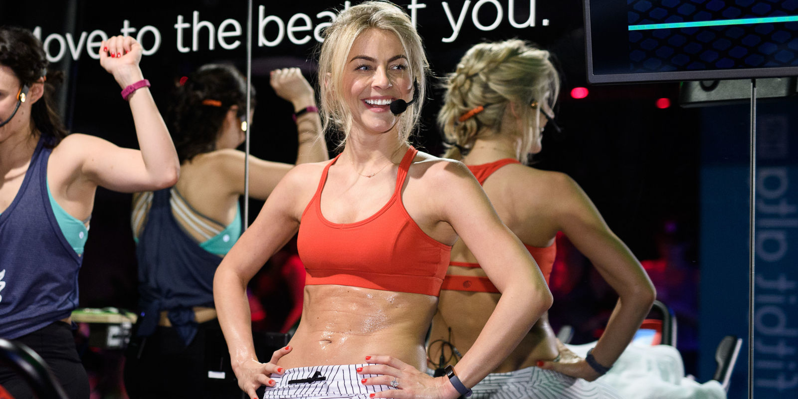 Julianne Hough Explains Why Carbs Are the Secret to Her Amazing Body