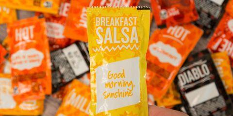 Taco Bell Breakfast Salsa