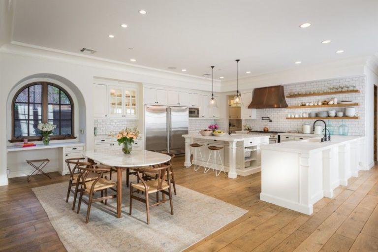 You Have To See Lauren Conrad\'s Incredible Kitchen - Inside Lauren ...