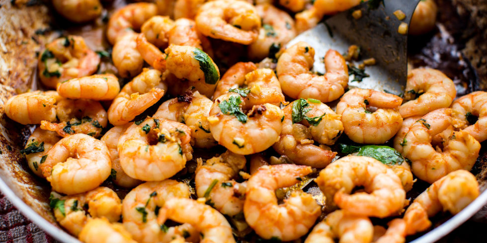 Best garlic cilantro shrimp recipe how to make garlic cilantro garlic cilantro shrimp horizontal forumfinder Gallery