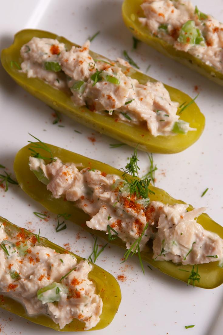 40 healthy seafood recipes easy light fish recipes for Tuna fish recipes