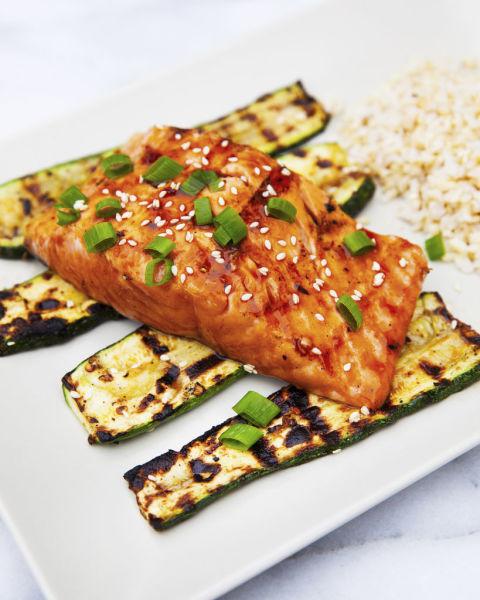 Bbq Grill Recipes: How To Grill BBQ Salmon—Delish.com