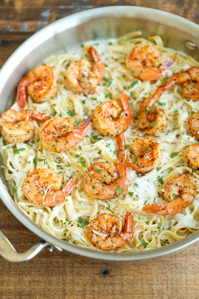 19 easy shrimp pasta recipes best pasta dishes with shrimp 19 easy shrimp pasta recipes best pasta dishes with shrimpdelish forumfinder Gallery