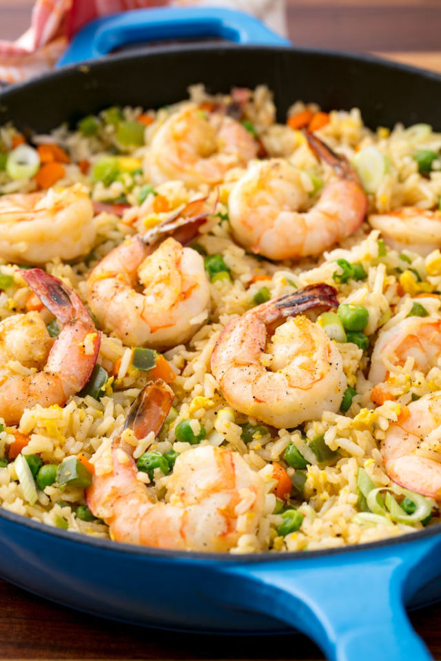 Best shrimp fried rice recipe how to make shrimp fried rice shrimp fried rice vertical ccuart Image collections
