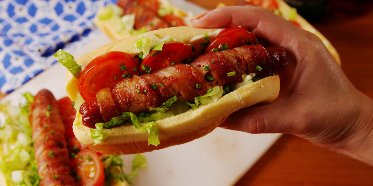 50 Best Hot Dog Recipes Easy Ideas For Hot Dogs Delish Com