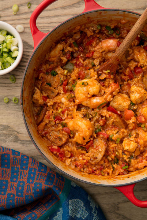 16 best spicy shrimp recipes how to make spicy shrimp jambalaya forumfinder Gallery