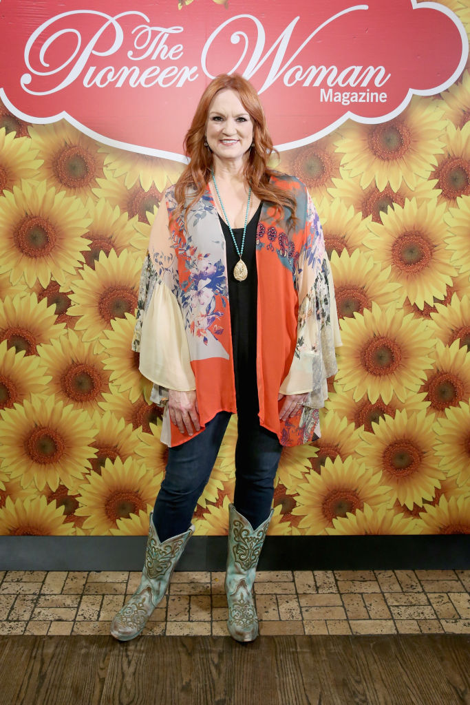 Pioneer Woman Ree Drummond Just Released New Details On
