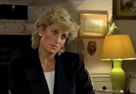 Princess Diana Martin Bashir BBC interview