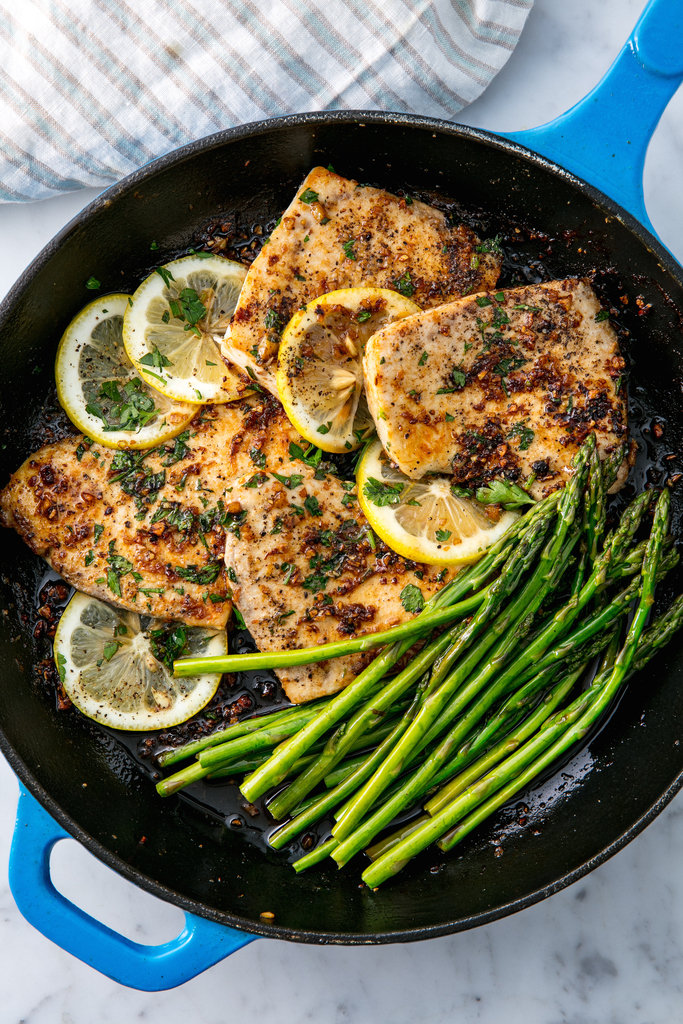 40+ Healthy Seafood Recipes - Easy Light Fish Recipes ...