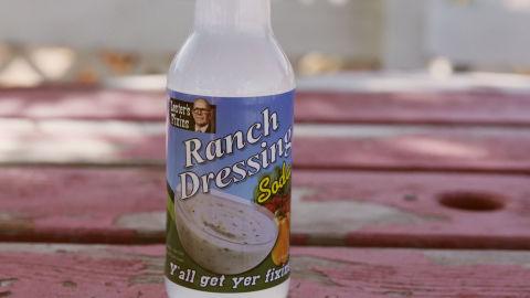 Ranch Dressing Soda Rocket Fizz Ranch Soda