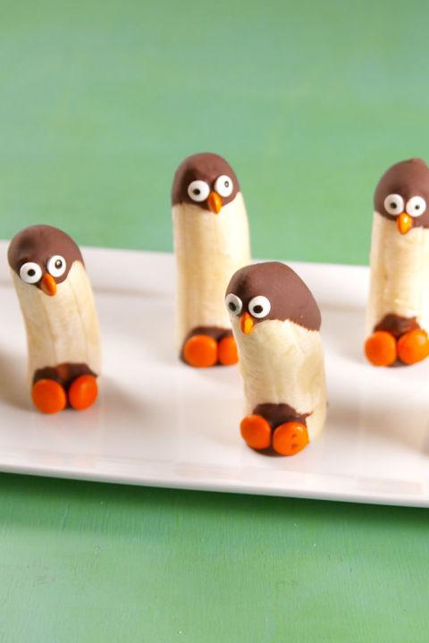 Banana Penguins