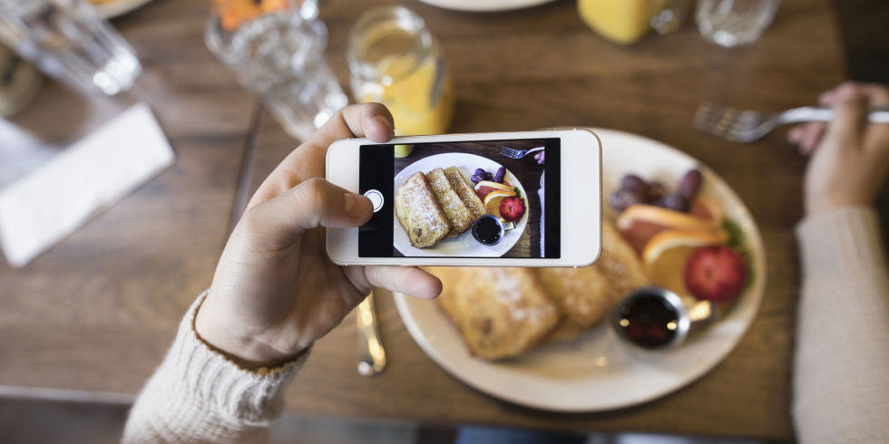This App Can Turn Your Food Photos Into Recipes