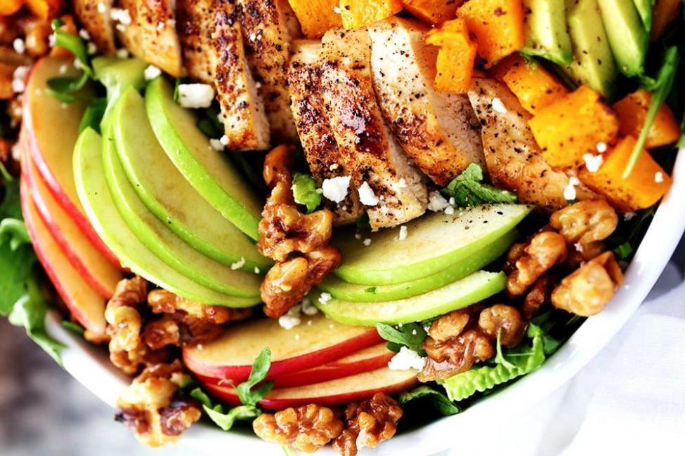 Food Network Fall Salad Recipes