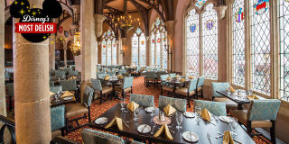 Cinderella Royal Table Bug