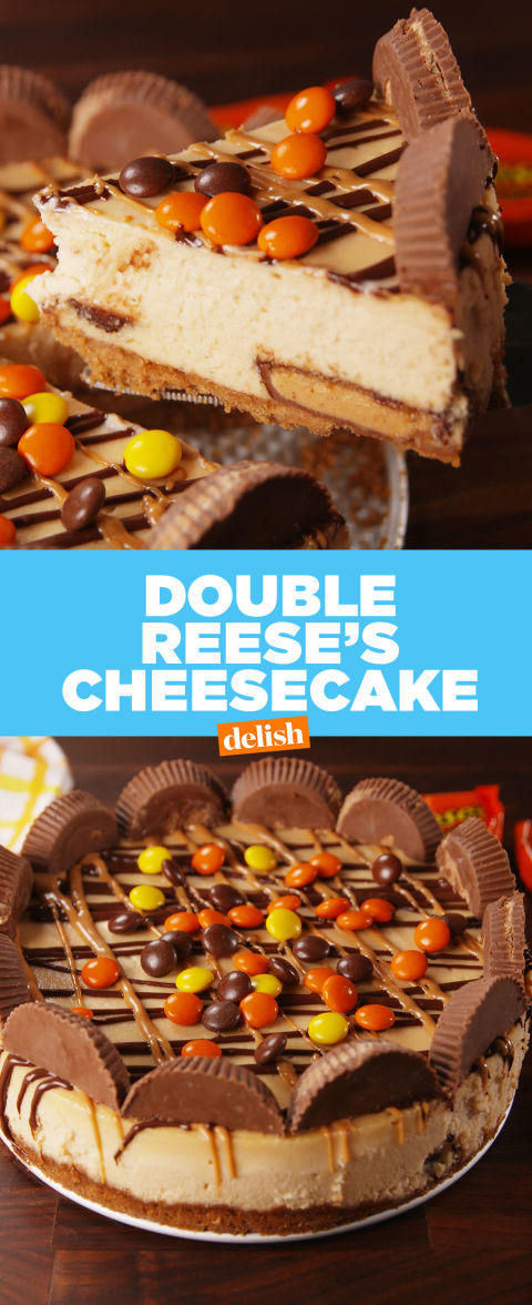Best Double Reese S Cheesecake How To Make Double Reese