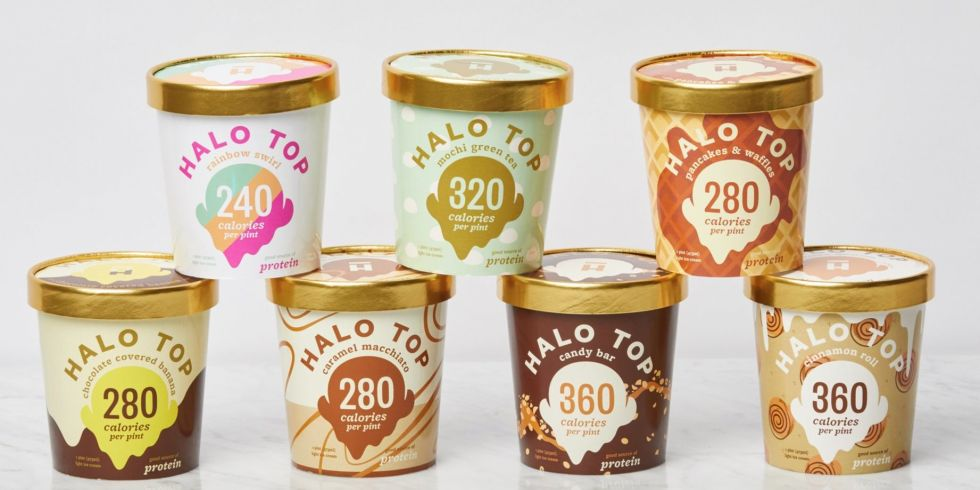 Halo Top Is Coming Out With 7 New Flavors Halo Top Flavors