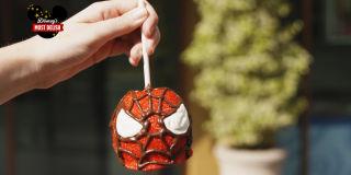Spiderman Caramel Apple Bug