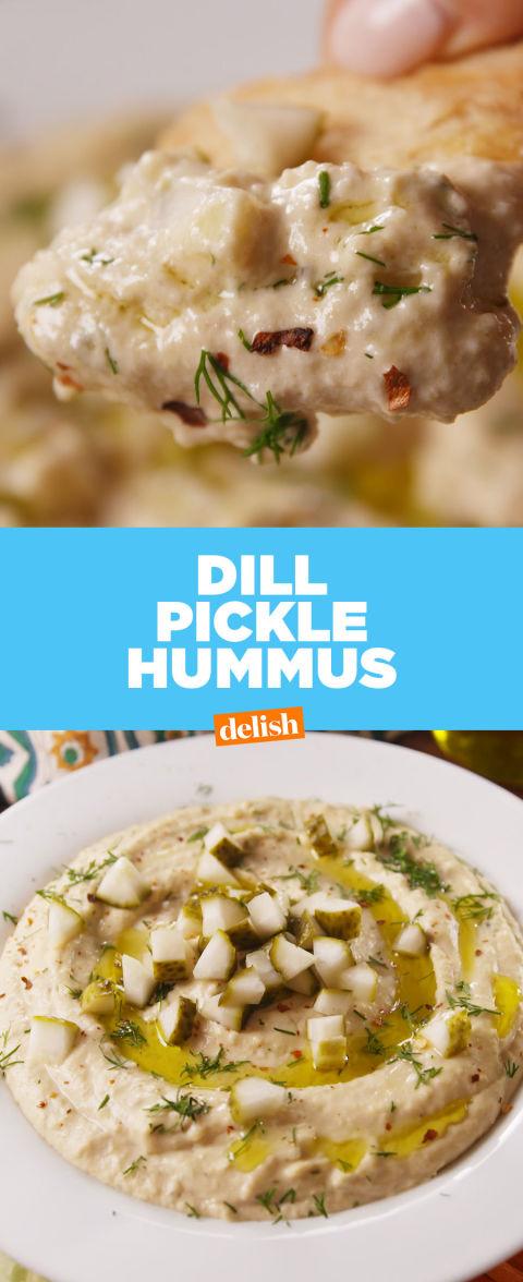 how to make hummus video