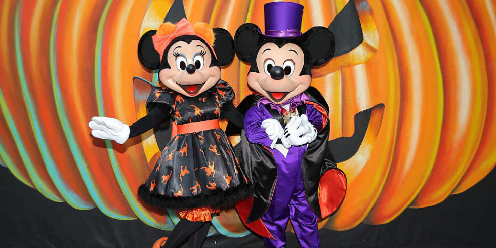 You Will Die Over Disney World's New Halloween Merch