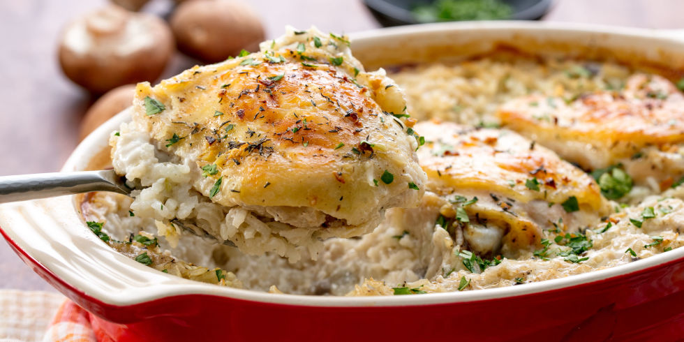 Casserole recipes chicken easy