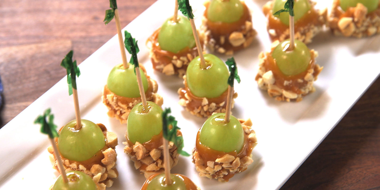 New Years Eve Snack Ideas
