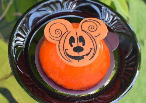 Mickey Cheesecake