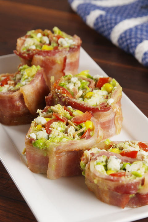 Cobb Salad Sushi