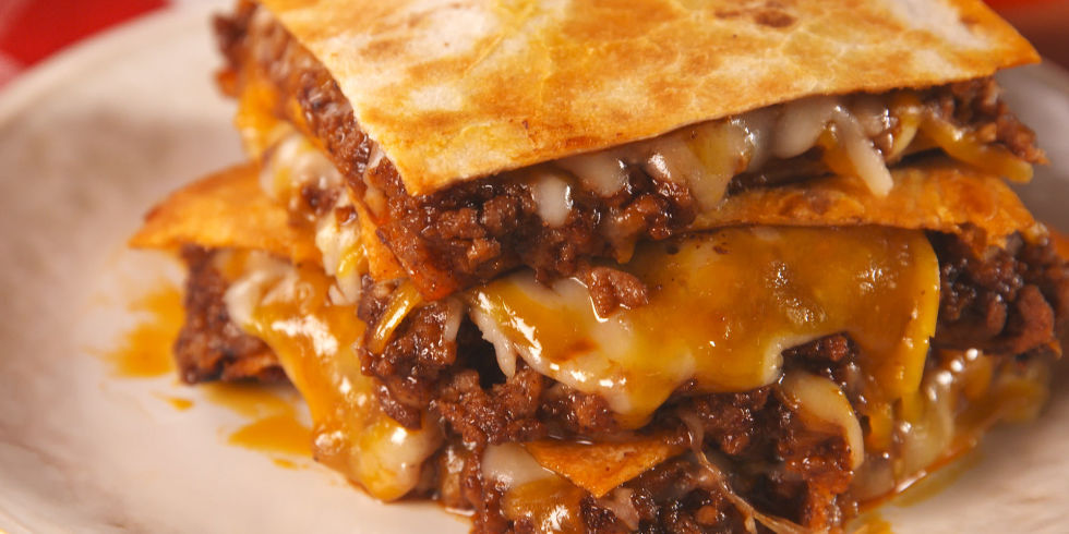 150 easy ground beef recipes what to make with ground beef sloppy joe quesadillas forumfinder Gallery